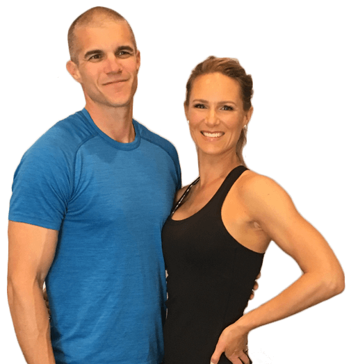 Personal Trainers Kate and Sean Kingswell