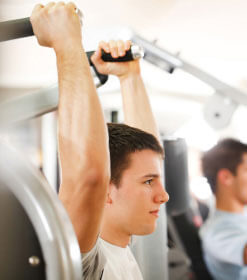 Personal Training for Adolescents
